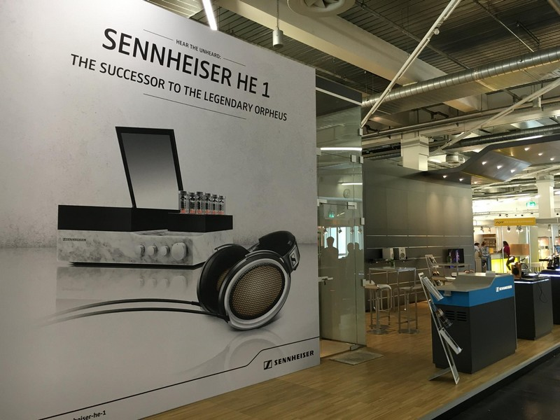 Sennheiser is shaping the future of audio at HIGH END 2016 in Munich -