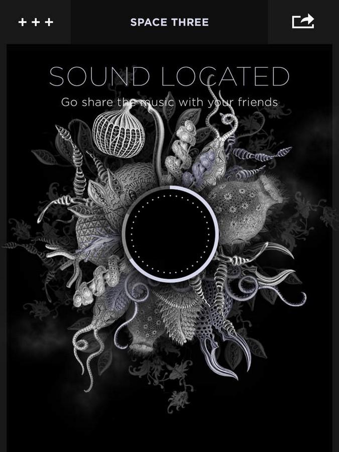 SensorySpaces-Sound located iphone mobile analytics