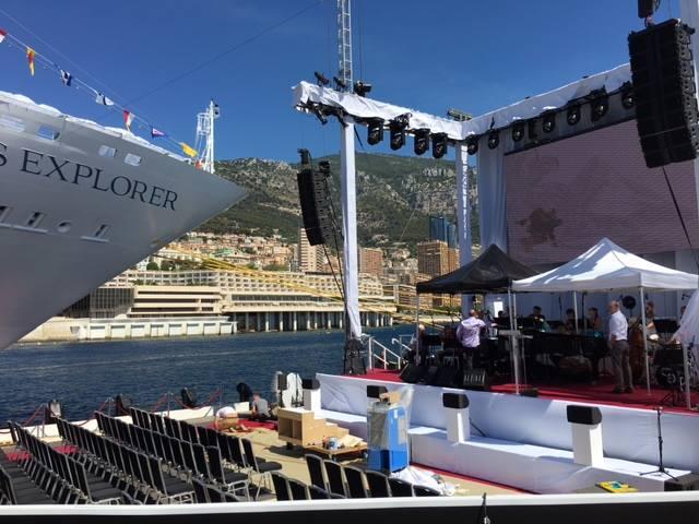 SevenSeasExplorer-Regent-Seven-Seas-Explorer-cruiseship-in Monaco-2016-World´s most luxurious cruise ship-