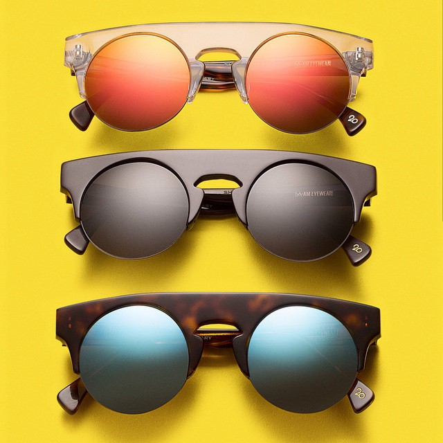 Shanghai Tang SS 2015 accessories - eyewear