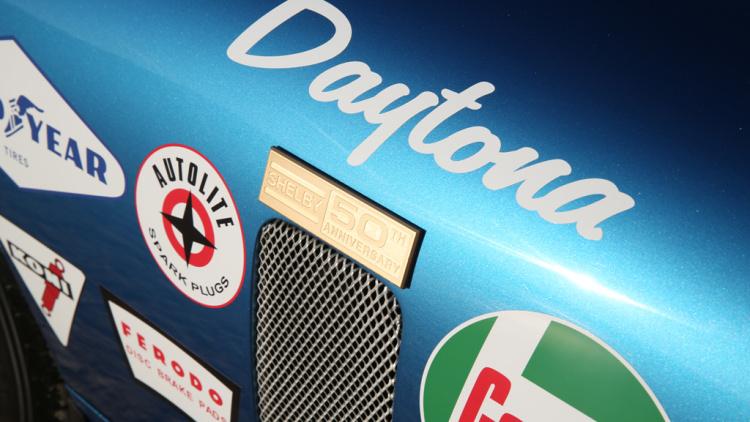 Shelby American announces 50th anniversary Cobra Daytona Coupe Series-