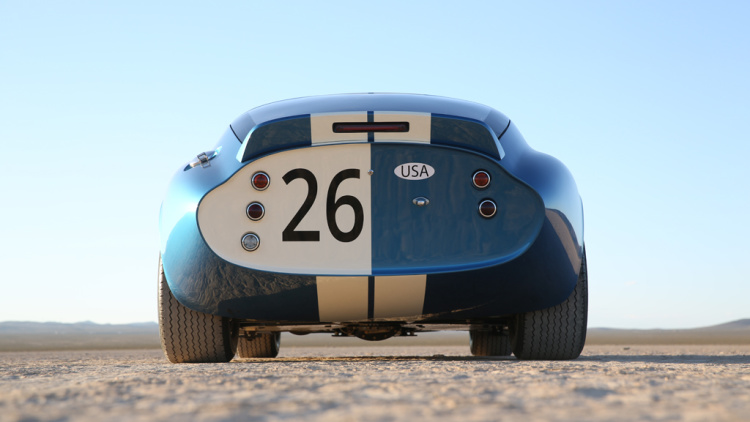 Shelby American announces 50th anniversary Cobra Daytona Coupe Series--