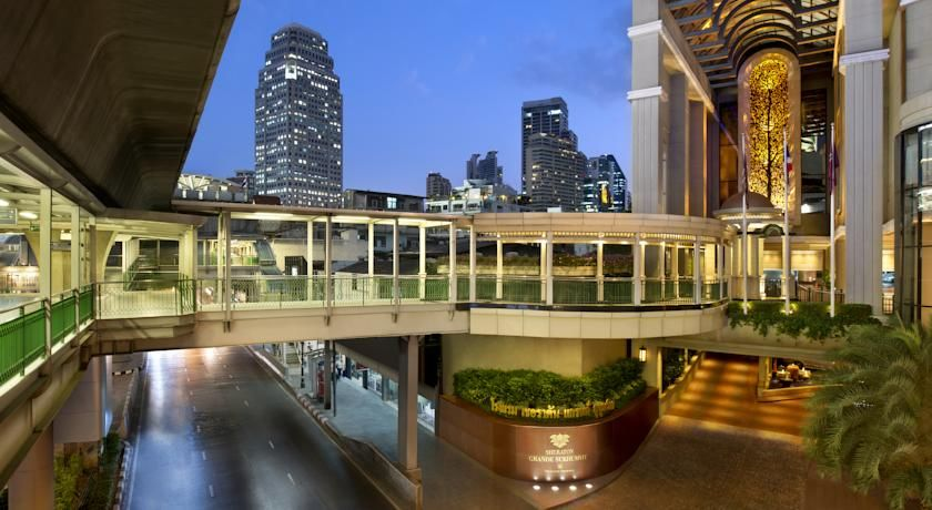Sheraton Grande Sukhumvit, Luxury Collection Hotel