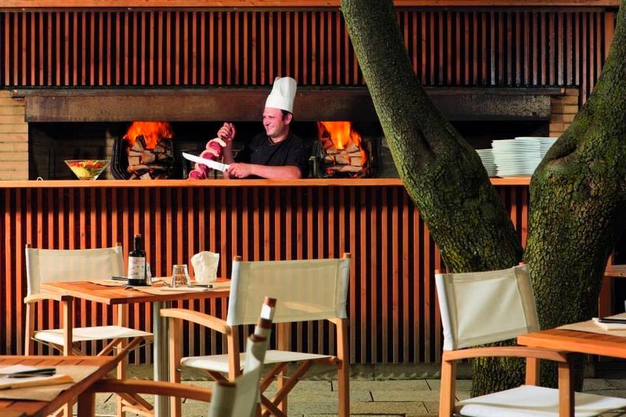 Sheraton Lake Como Hotel 2015 - Brazillian Grill