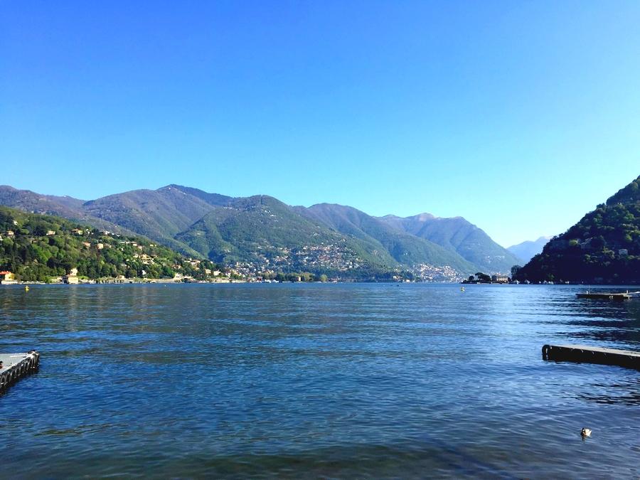 Sheraton Lake Como Hotel 2015 _ Lake Como Italy View