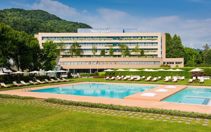 Sheraton Lake Como Hotel 2015 opene