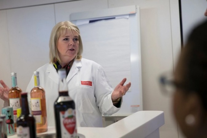 'I have the best job in the world'. Meet the alcohol alchemist