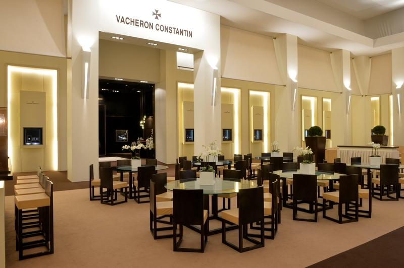 Salon international de la haute horlogerie celebrates its for Salon de la haute horlogerie