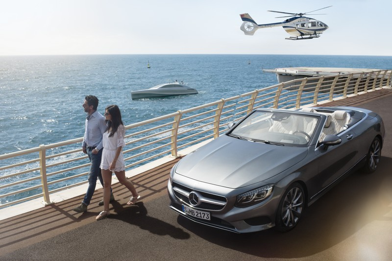 Silver Arrow of the Seas by Mercedes-Benz-