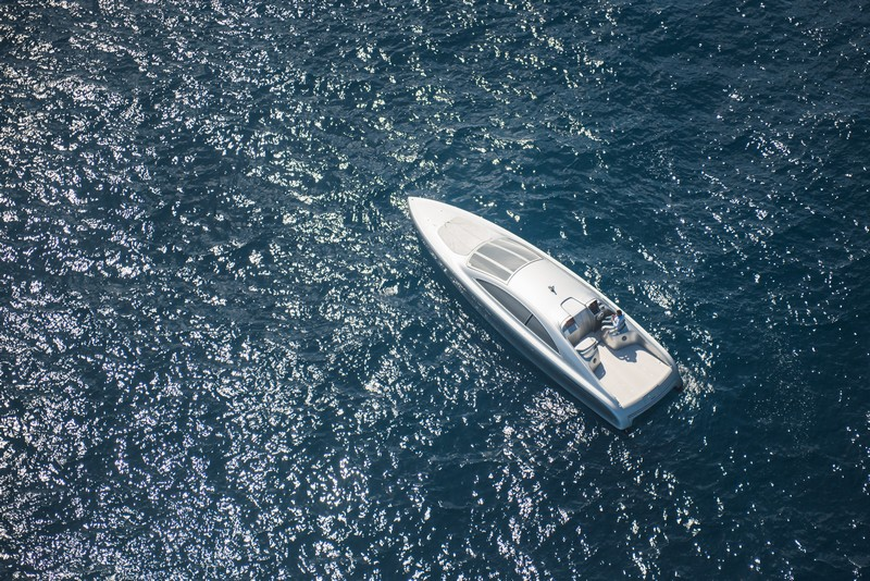 Silver Arrow of the Seas yacht - the latest chapter in the Mercedes-Benz expansion