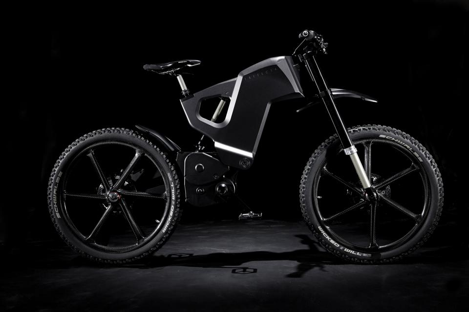 Simply Stunning Trefecta e-bike