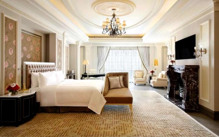 Sir Winston Churchill Suite - St Regis Dubai-
