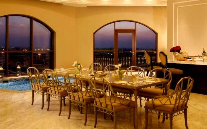 Sir Winston Churchill Suite - St Regis Dubai-0