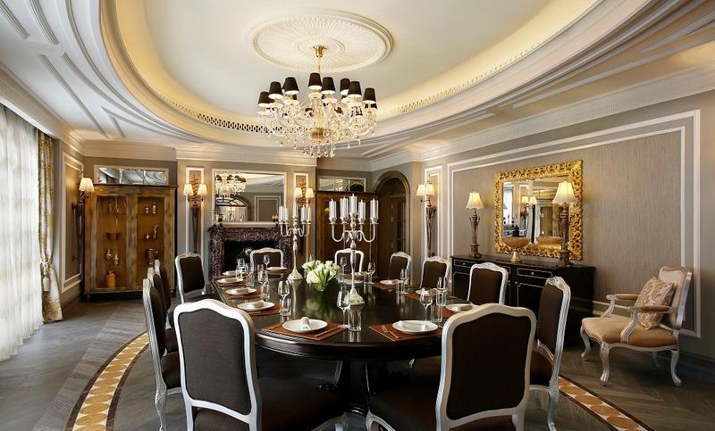Sir Winston Churchill Suite - St Regis Dubai-02