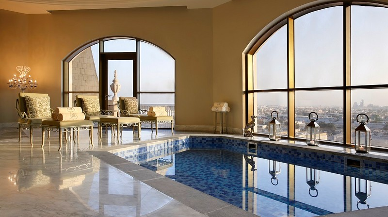 Sir Winston Churchill Suite - St Regis Dubai-03