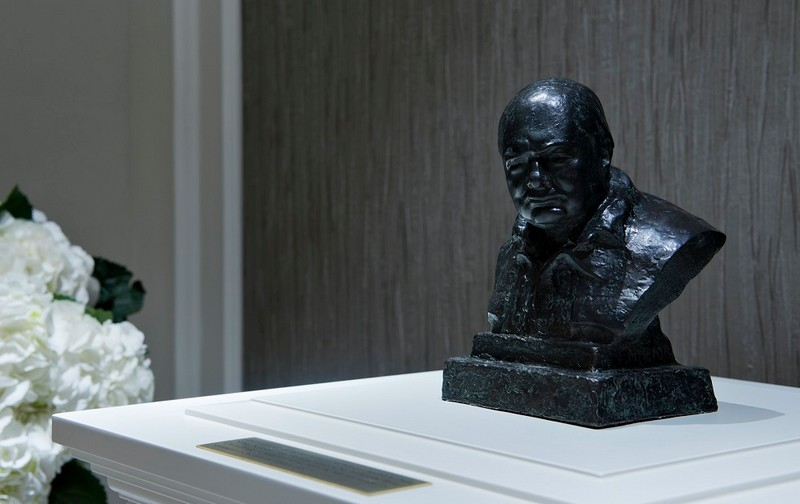 Sir Winston Churchill Suite - St Regis Dubai-06