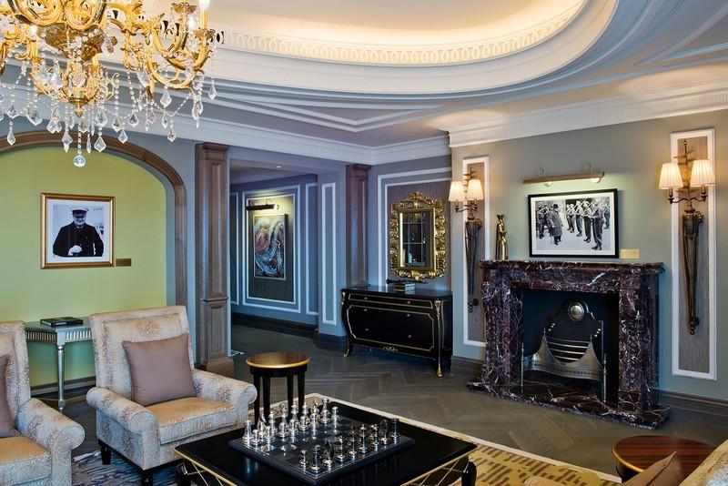 Sir Winston Churchill Suite - St Regis Dubai-07
