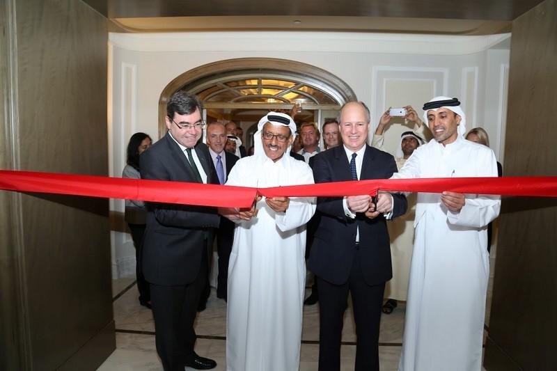 Sir Winston Churchill Suite - St Regis Dubai- The official debut