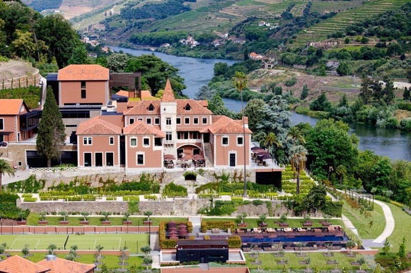 Six Senses Douro Valley resort and spa