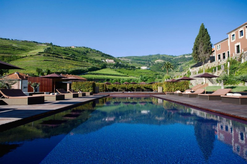 Six Senses Douro Valley-the pool