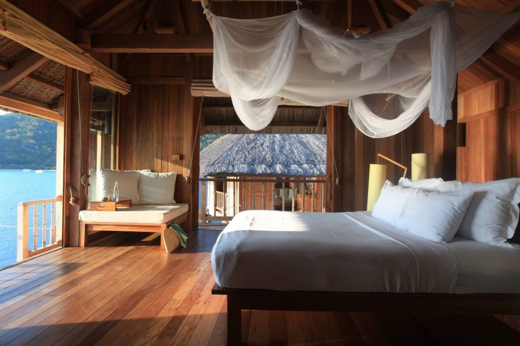 Sexiest Hotel Bedroom In The World Evokes The Notion Of A