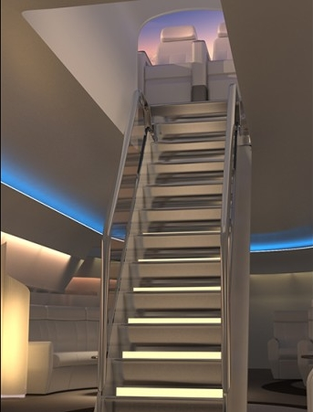 SkyDeck Windspeed Technologies-elevator