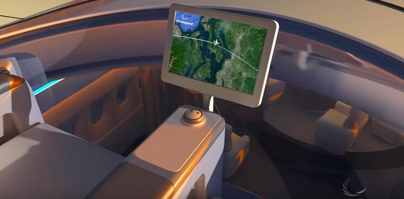 SkyDeck Windspeed Technologies- route display