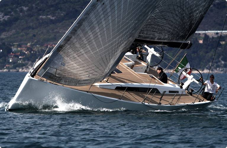 Solaris 50 i yacht