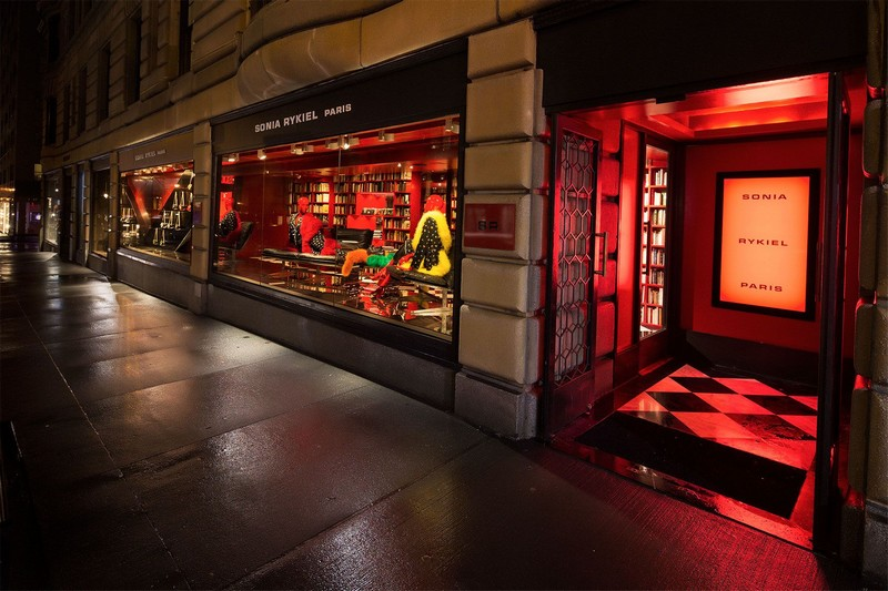 Sonia Rykiel -new Madison Avenue boutique-