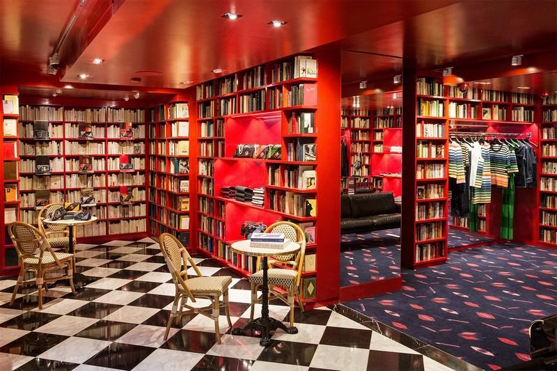 Sonia Rykiel -new Madison Avenue boutique--