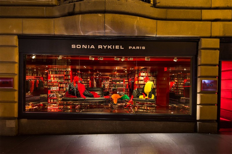 Sonia Rykiel -new Madison Avenue boutique 2016-