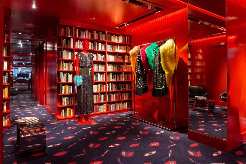 Sonia Rykiel -new Madison Avenue boutique 2016