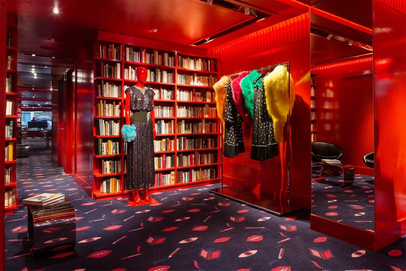 Sonia Rykiel -new Madison Avenue boutique 2016
