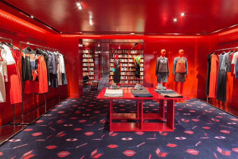 Sonia Rykiel -new Madison Avenue boutique
