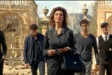 #OnlySophia: Sophia Loren for Dolce & Gabbana Rosa Excelsa Rinascita – Act One