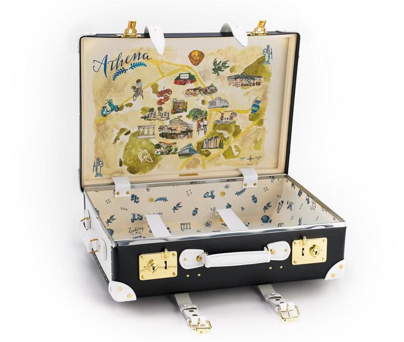 Sophia Sanchez de Betak for The Luxury Collection - Athena Limited edition travel suitcase