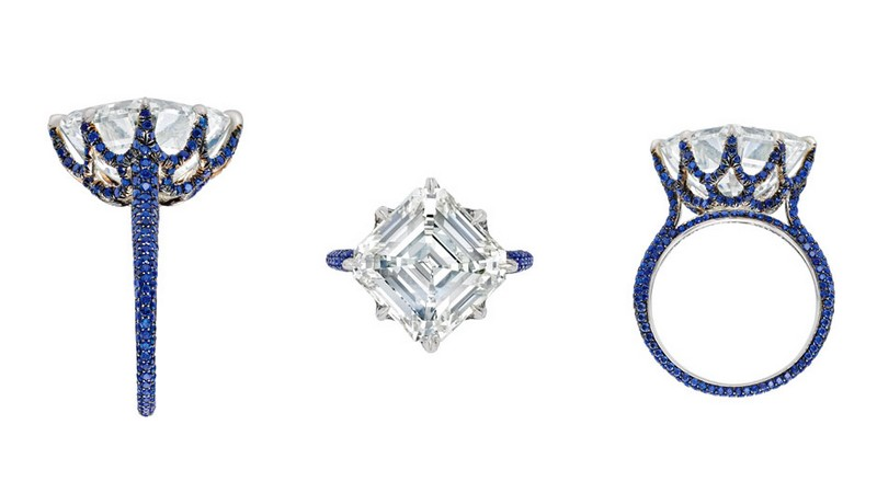 Sotheby's Diamonds - The Empire Engagement Ring