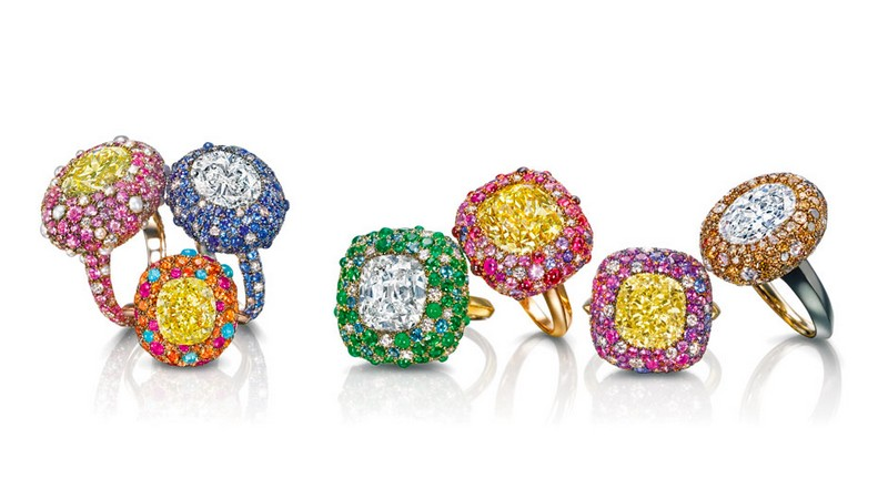 Sotheby's Diamonds The Ricci Ring Collection