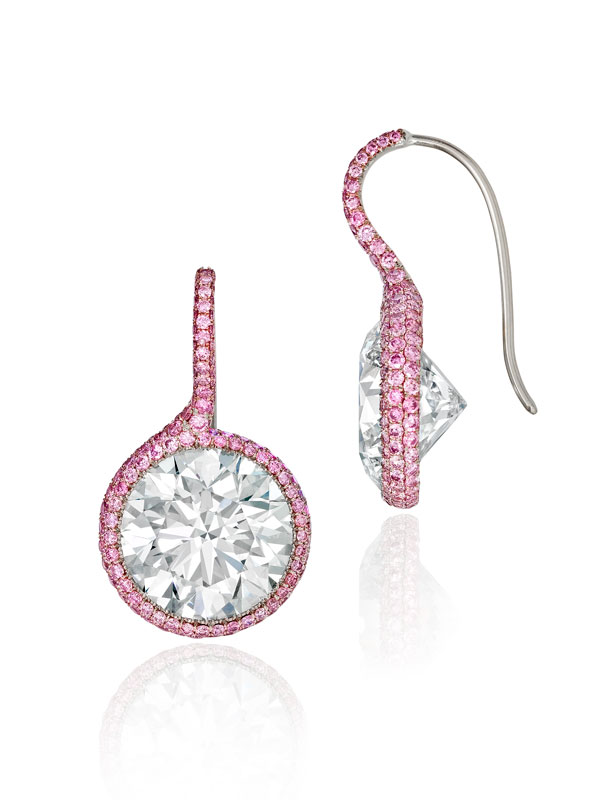 Sotheby's Diamonds -  an unexpected twist of pink
