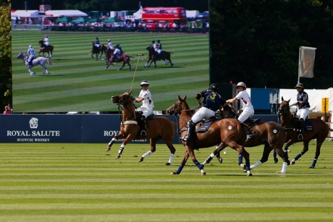2015 Royal Salute Coronation Cup – international polo at its best