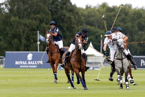 Guards Polo Club in Windsor Great Park