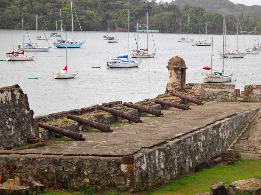 Spanish Forts Panama