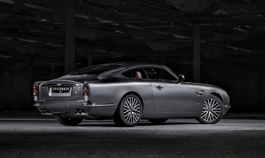 Speedback GT launched in the USA for £495,000