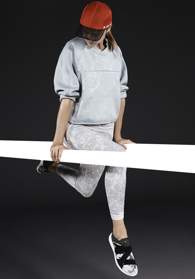 Spring Summer 2015 adidas by Stella McCartney collection--