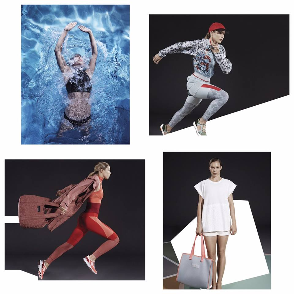 Spring Summer 2015 adidas by Stella McCartney collection