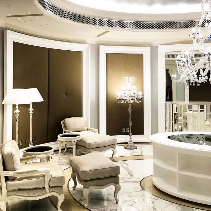 St Regis Dubai hotel - Iridium Spa-