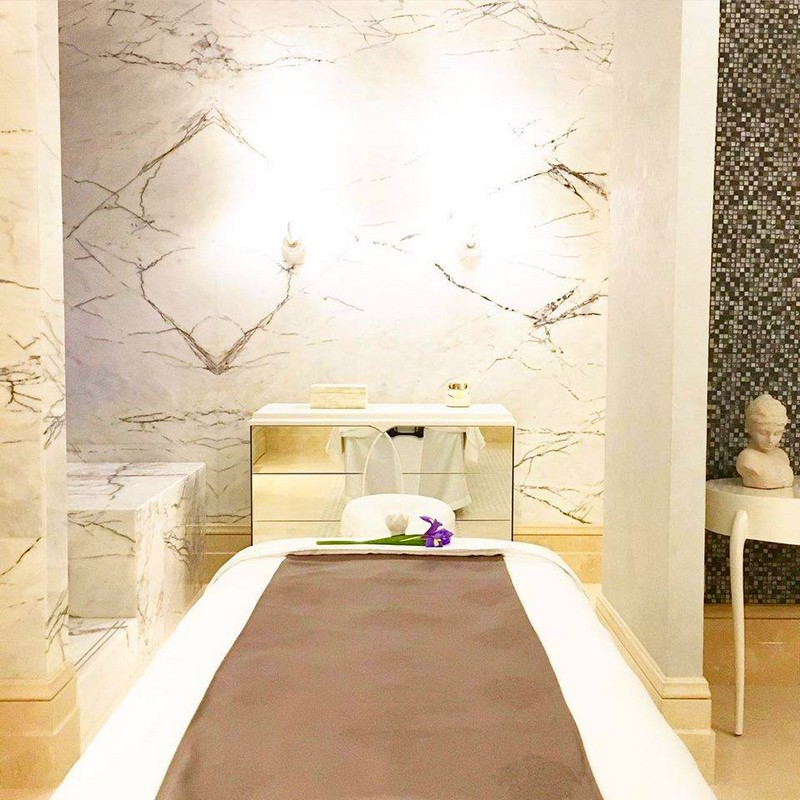 St Regis Dubai hotel - Iridium Spa