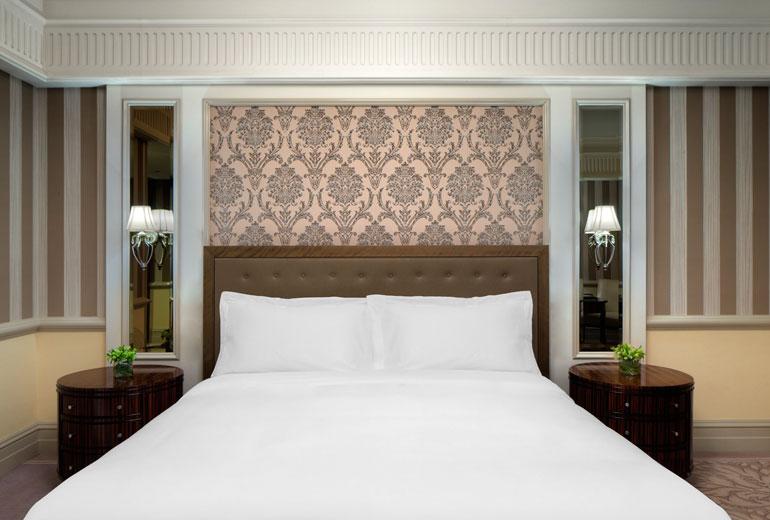 St Regis Dubai hotel -King Bed in Deluxe Room