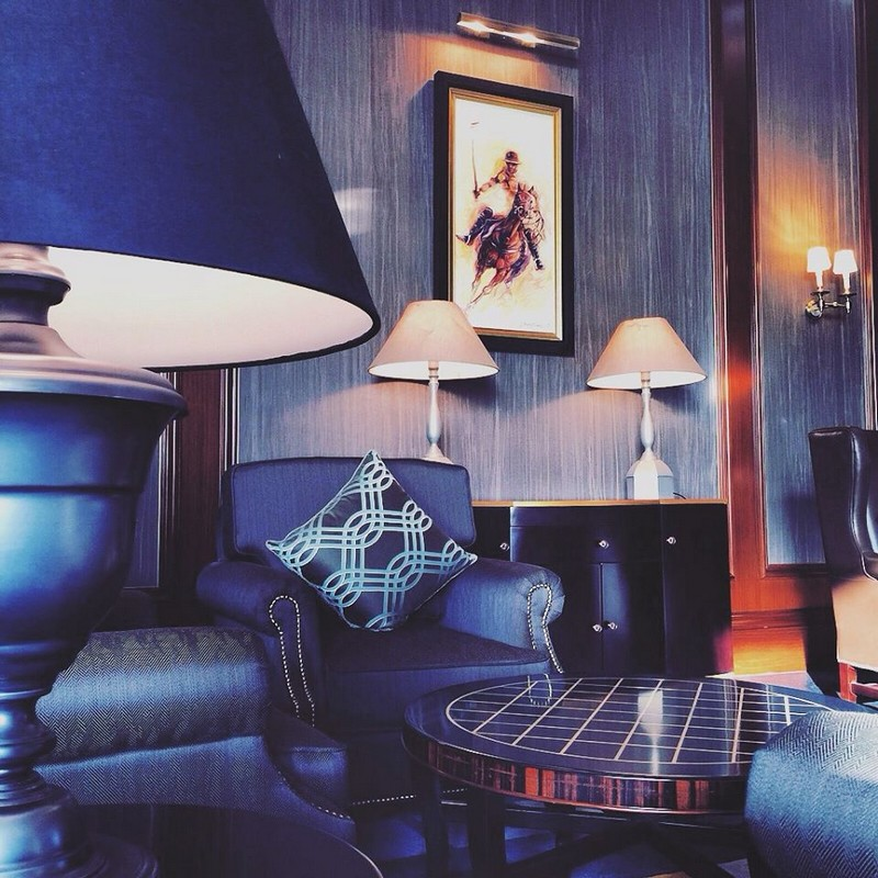 St Regis Dubai hotel - The St Regis Bar