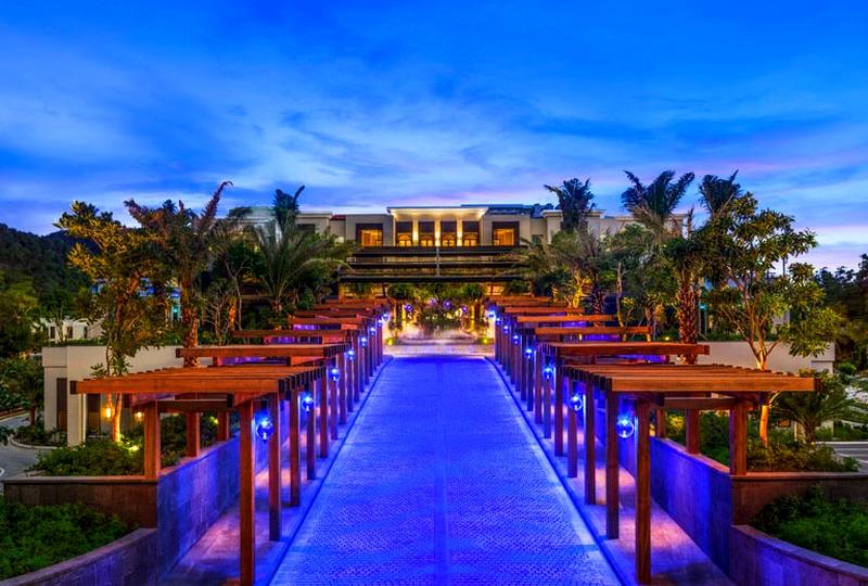 St Regis Langkawi Malaysia 2016 luxury resort